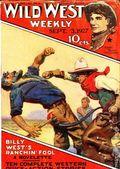 Wild West Weekly (1927-1943 Street & Smith) Pulp Vol. 26 #4