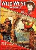 Wild West Weekly (1927-1943 Street & Smith) Pulp Vol. 26 #5
