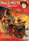 Wild West Weekly (1927-1943 Street & Smith) Pulp Vol. 26 #6