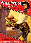 Wild West Weekly (1927-1943 Street & Smith) Pulp Vol. 27 #4