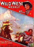 Wild West Weekly (1927-1943 Street & Smith) Pulp Vol. 27 #5