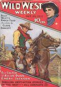 Wild West Weekly (1927-1943 Street & Smith) Pulp Vol. 27 #6