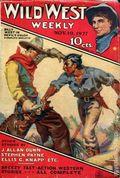 Wild West Weekly (1927-1943 Street & Smith) Pulp Vol. 28 #3