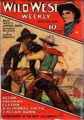Wild West Weekly (1927-1943 Street & Smith) Pulp Vol. 28 #4