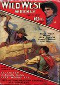 Wild West Weekly (1927-1943 Street & Smith) Pulp Vol. 28 #5