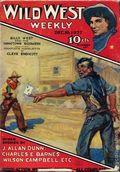 Wild West Weekly (1927-1943 Street & Smith) Pulp Vol. 28 #6