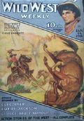 Wild West Weekly (1927-1943 Street & Smith) Pulp Vol. 29 #5