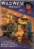 Wild West Weekly (1927-1943 Street & Smith) Pulp Vol. 29 #6
