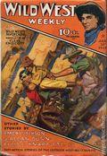 Wild West Weekly (1927-1943 Street & Smith) Pulp Vol. 30 #1