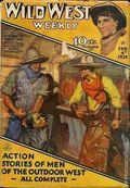 Wild West Weekly (1927-1943 Street & Smith) Pulp Vol. 30 #2