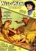 Wild West Weekly (1927-1943 Street & Smith) Pulp Vol. 30 #4