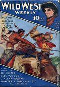 Wild West Weekly (1927-1943 Street & Smith) Pulp Vol. 30 #5