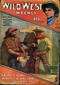Wild West Weekly (1927-1943 Street & Smith) Pulp Vol. 31 #2