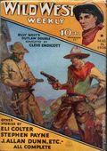 Wild West Weekly (1927-1943 Street & Smith) Pulp Vol. 31 #4