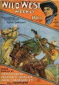 Wild West Weekly (1927-1943 Street & Smith) Pulp Vol. 31 #5
