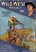 Wild West Weekly (1927-1943 Street & Smith) Pulp Vol. 31 #6