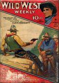Wild West Weekly (1927-1943 Street & Smith) Pulp Vol. 32 #1