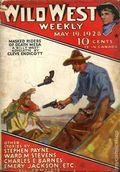 Wild West Weekly (1927-1943 Street & Smith) Pulp Vol. 32 #5