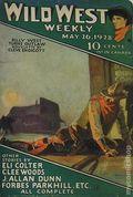 Wild West Weekly (1927-1943 Street & Smith) Pulp Vol. 32 #6