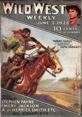 Wild West Weekly (1927-1943 Street & Smith) Pulp Vol. 33 #1
