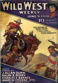 Wild West Weekly (1927-1943 Street & Smith) Pulp Vol. 33 #2