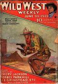 Wild West Weekly (1927-1943 Street & Smith) Pulp Vol. 33 #5