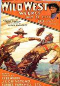 Wild West Weekly (1927-1943 Street & Smith) Pulp Vol. 34 #2