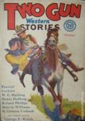 Two-Gun Western (1928-1932 Western Fiction- Stadium) Pulp 1st Series Vol. 9 #2