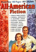 All American Fiction (1937-1938 Frank A. Munsey) Pulp Vol. 1 #1