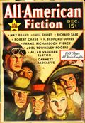 All American Fiction (1937-1938 Frank A. Munsey) Pulp Vol. 1 #2