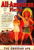 All American Fiction (1937-1938 Frank A. Munsey) Pulp Vol. 1 #3