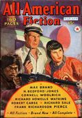All American Fiction (1937-1938 Frank A. Munsey) Pulp Vol. 1 #5
