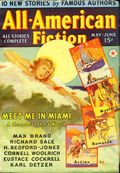 All American Fiction (1937-1938 Frank A. Munsey) Pulp Vol. 1 #6