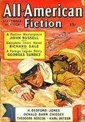 All American Fiction (1937-1938 Frank A. Munsey) Pulp Vol. 2 #2