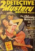 2 Detective Mystery Novels Magazine (1949-1951 Standard) Pulp Vol. 30 #1