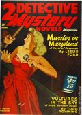 2 Detective Mystery Novels Magazine (1949-1951 Standard) Pulp Vol. 30 #2