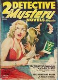 2 Detective Mystery Novels Magazine (1949-1951 Standard) Pulp Vol. 30 #3