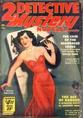 2 Detective Mystery Novels Magazine (1949-1951 Standard) Pulp Vol. 31 #1