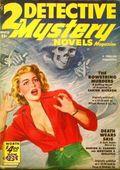 2 Detective Mystery Novels Magazine (1949-1951 Standard) Vol. 31 #2