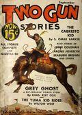 Two-Gun Western (1932 Western Fiction-Stadium) Pulp 2nd Series Vol. 1 #1