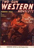 Two-Gun Western (1936-1938 Western Fiction-Stadium) Pulp 3rd Series Vol. 1 #4