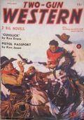 Two-Gun Western (1936-1938 Western Fiction-Stadium) Pulp 3rd Series Vol. 1 #5