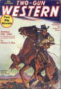 Two-Gun Western (1936-1938 Western Fiction-Stadium) Pulp 3rd Series Vol. 1 #6