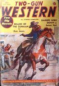 Two-Gun Western (1936-1938 Western Fiction-Stadium) Pulp 3rd Series Vol. 2 #1