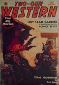 Two-Gun Western (1936-1938 Western Fiction-Stadium) Pulp 3rd Series Vol. 2 #2