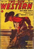 Two-Gun Western (1936-1938 Western Fiction-Stadium) Pulp 3rd Series Vol. 2 #3