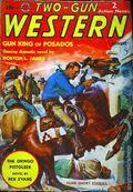 Two-Gun Western (1936-1938 Western Fiction-Stadium) Pulp 3rd Series Vol. 2 #4