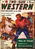Two-Gun Western (1936-1938 Western Fiction-Stadium) Pulp 3rd Series Vol. 2 #5