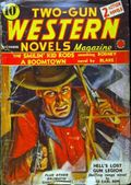 Two-Gun Western (1939-1943 Western Fiction-Stadium) Pulp 4th Series Vol. 1 #6