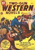 Two-Gun Western (1939-1943 Western Fiction-Stadium) Pulp 4th Series Vol. 2 #3